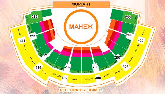 Большого Московского цирка