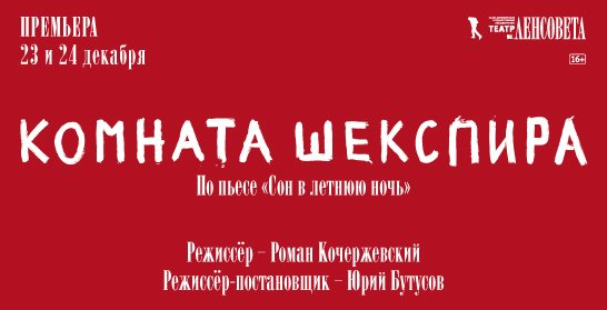 комната шекспира 24дек-ЦЕНТР НОВЫЙ
