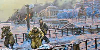 Блокадный ленинград юрий рябинник — img 13