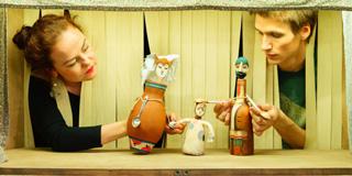 Кукольный спектакль «Крошечка-Хаврошечка»
