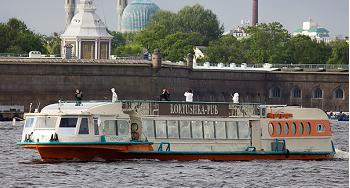 Теплоход Astra Marine «Koryshka»
