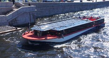 Теплоход Astra Marine (Фонтанка)»